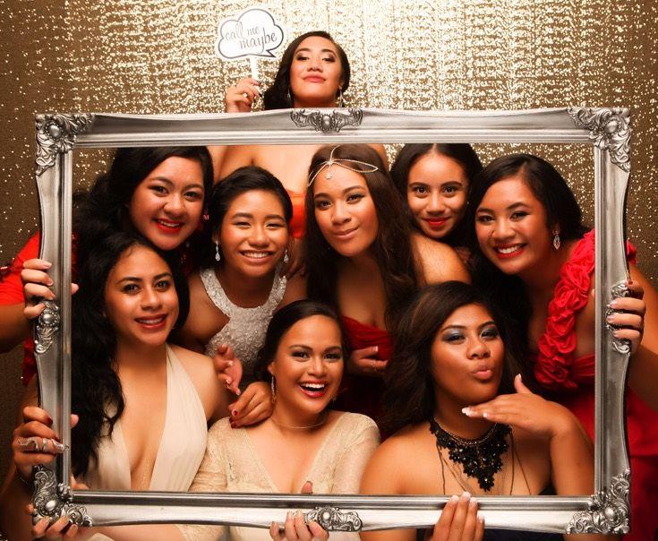 Auckland Girls Grammar Ball 2015. Love this! www.whitedoor.co.nz