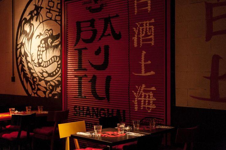 Spíler Shanghai http://spilerbp.hu/index_hu_sh.php | Art #budapest #design #bar #spílershanghai #restaurantdesign #IndoorFurniture #RestaurantFurniture #bistro #pub #art