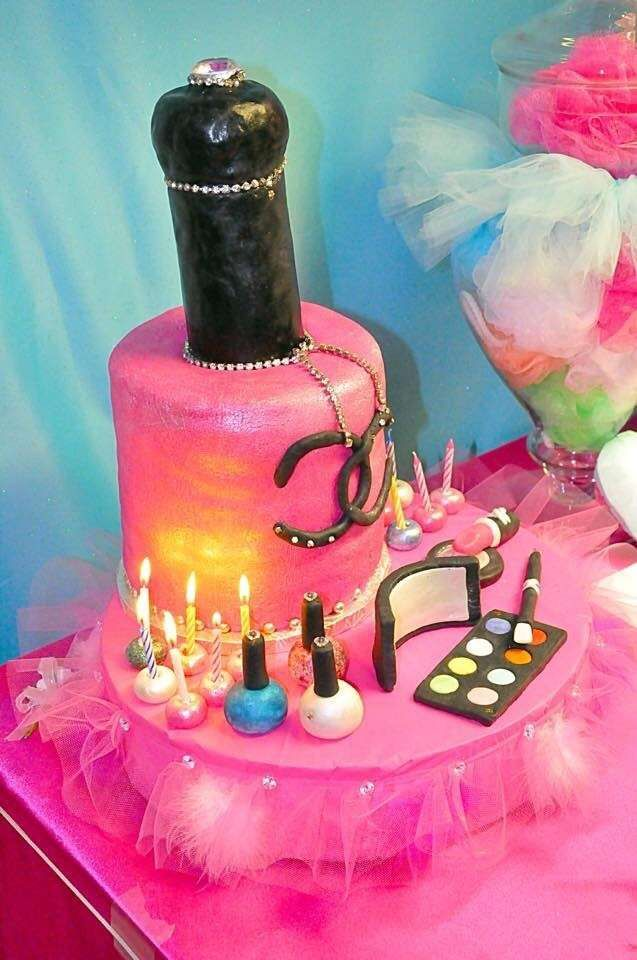 Spa party Birthday Party Ideas | Photo 1 of 35 | Catch My Party