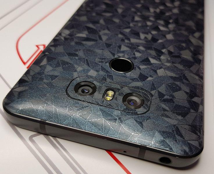 LG G6 www.24gsm.ro / 0728428428 / Folii Design Skin material 3M Aplicarea Gratuită în București Se livrează și în țară