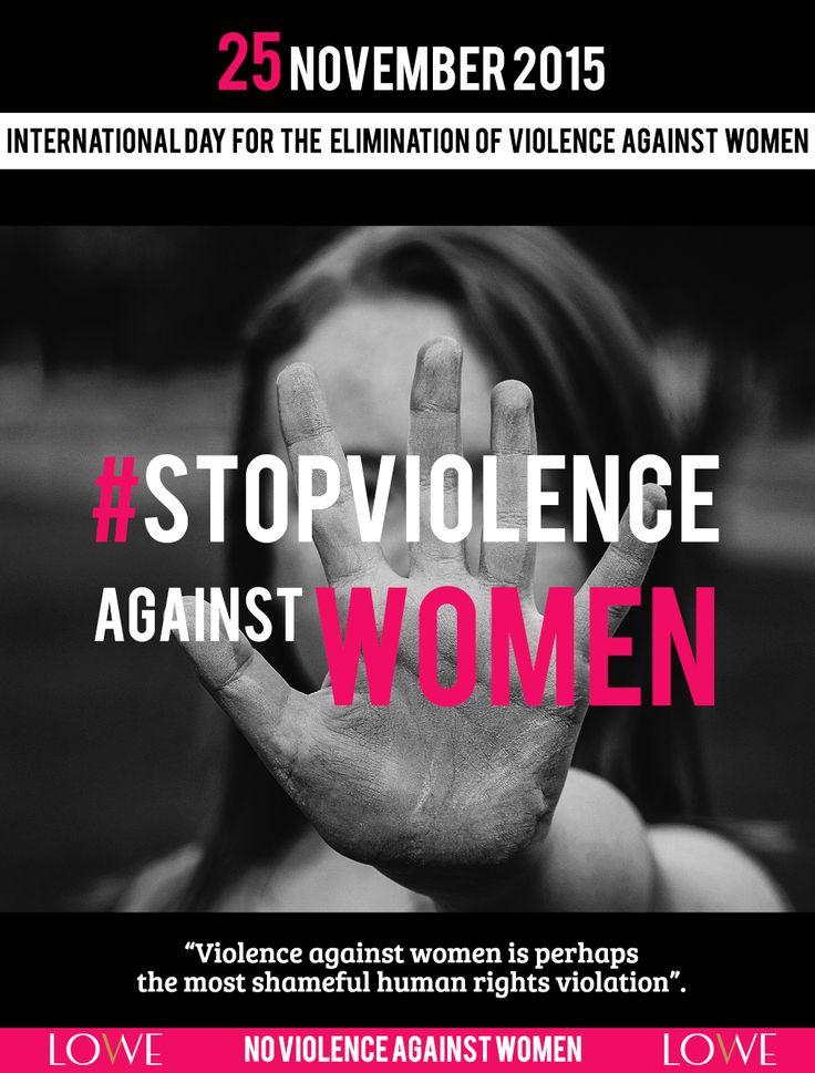STOP violence against women! #internationaldayfortheeliminationofviolenceagainstwomen #stopviolenceagainstwomen #noviolenceagainstwomen