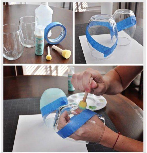 Декор стаканов / X-Style
