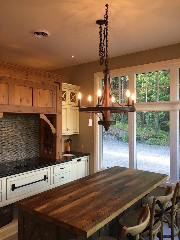 Livinglighting showroom inside northernliving kitchen bath design center