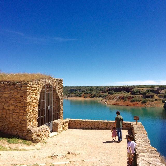 Lagunas Ruidera Con Ninos Que Ver Y Hacer En Familia Viajar Por España Imagenes De Madrid Paisajes De España