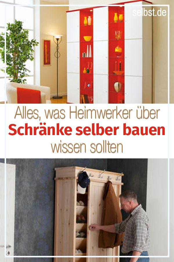 Schrank Bauen Selbst De Schrank Bauen Schrank Selber Bauen Schrank