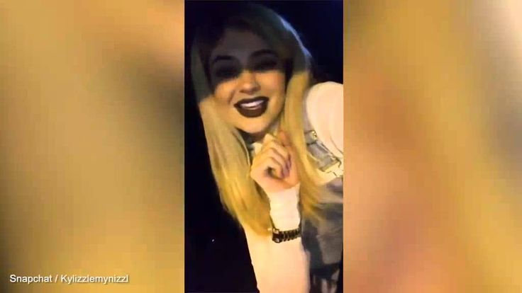 Kylie Jenner dances and shows off sexy moves on snapchat