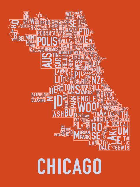 Chicago Neighborhoods, The
