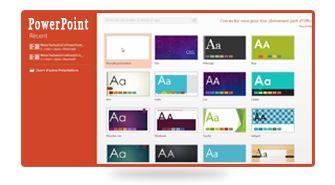 Conception professionnelle de diaporama PowerPoint à petit prix