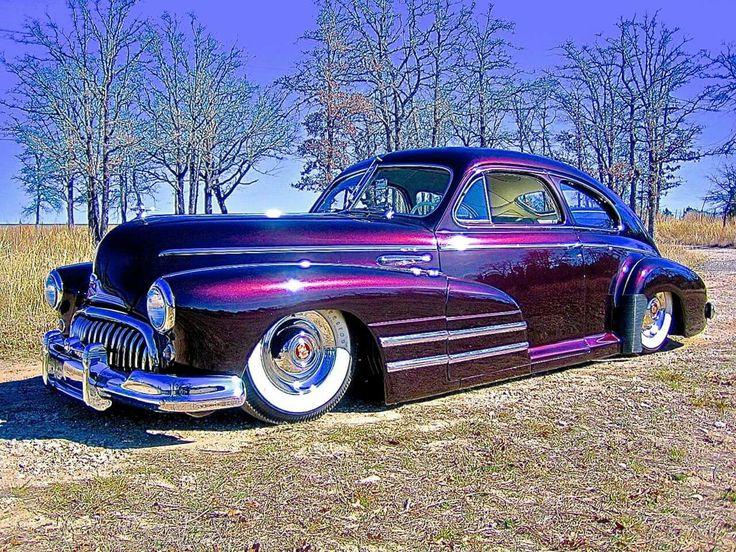 1946 Buick Sedanette...