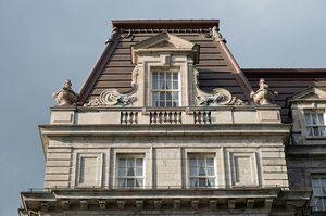 Restauration de l'Hôtel de Ville de Montréal par Affleck de la Riva, Montréal, Québec. Photo : Alain Laforest. Source : v2com.