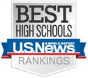 STEM Schools - Best High Schools    To determine the top science, technology, engineering, and math (STEM) schools, U.S. News looked at the top 500 public schools from our latest Best High Schools rankings, and then evaluated their students' participation and success in Advanced Placement (AP®) science and math tests.