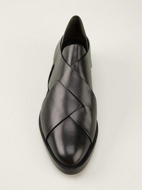 Modello Giuseppe - 44 EU - Cuero Italiano Hecho A Mano Hombre Piel Negro Zapatos Vestir Oxfords - Cuero Cuero Suave - Encaje JNtbsSMzP