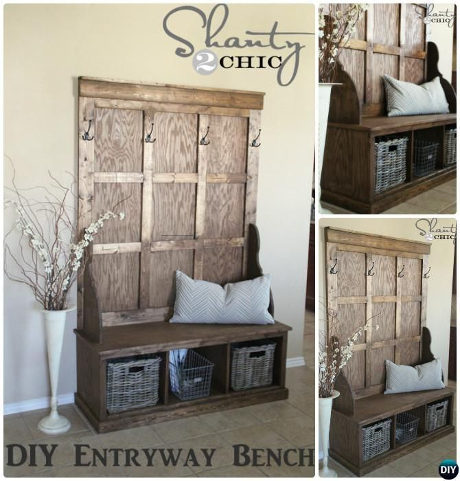 Best 20 Entryway Shoe Storage Ideas On Pinterest: 17 Best Ideas About Entryway Bench Storage On Pinterest