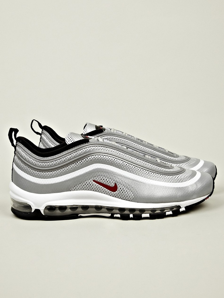 835383c98efe Nike Men s Air Max 97 Hyperfuse Premium NRG in silver   white at oki-ni ...