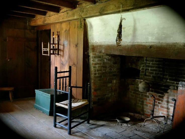 Rebecca Nurse Homestead Irish Cottage Primitive Living