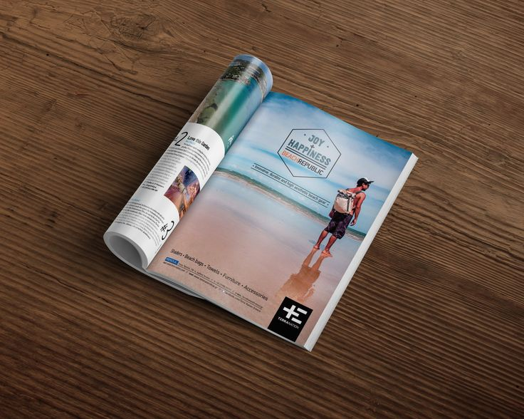 TerraNation print ad
