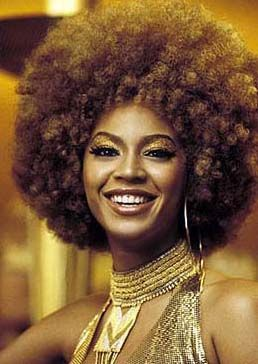 Beauty Breakdown - Beyonce Knowles as Foxxy Cleopatra in Austin Powers in Goldmember. Beyonce is wearing the AmazingConcealer in Tan.