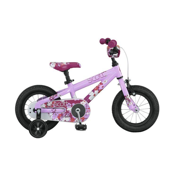 bicicleta scott contessa jr 2015 rodado 12 niñas