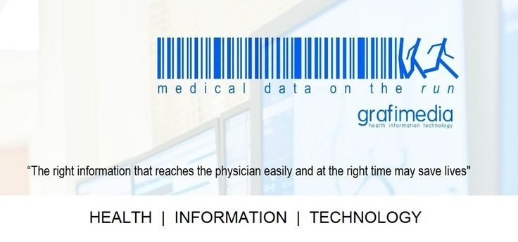 Grafimedia develops, installs and supports digital medical information systems