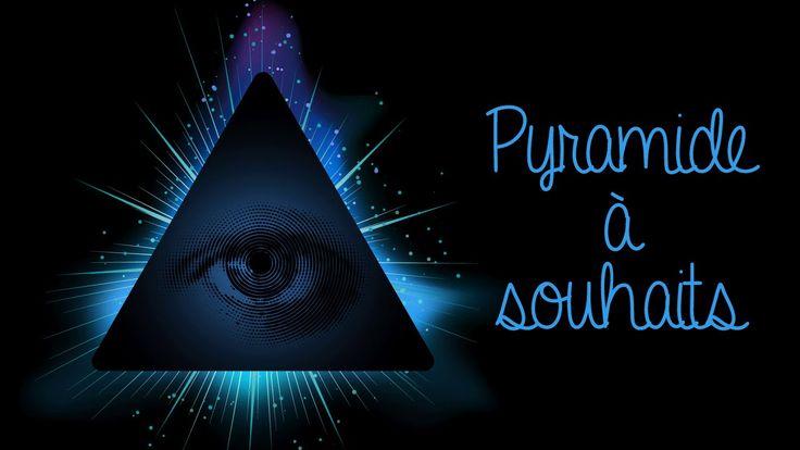 Conférence pyramide à souhait/désir