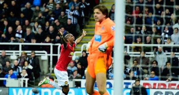 Judi Online - Manchester United Menang Tipis Di Kandang Newcastle : Preview hasil skor pertandingan Newcastle United vs   Manchester United dan gol semata wayang