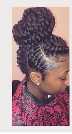 http://www.shorthaircutsforblackwomen.com/hair-steamers-for-natural-hair/  Cute designs on curly hair, ponytail styles, with weave, with braids on African American black women. Natural undercut ideas and styles. Quick & easy tutorials for long hair styles, buns,bangs,braids,styles with layers for teens& for summer looks. For women with both straight & curly haircuts, school & work ideas, updos for round faces & thin faces. Goddess Braids.