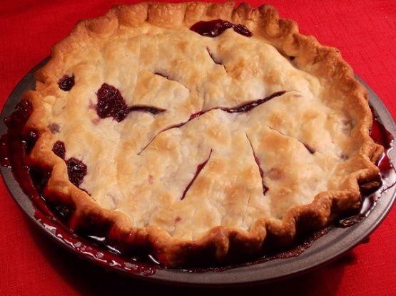 Oregon Marion Berry Cobbler Recipe - Food.com
