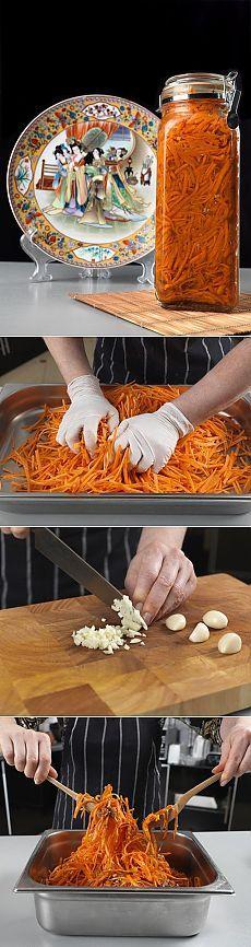 Морковочка