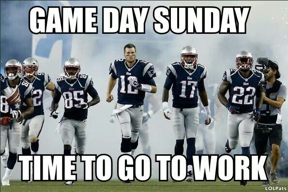 new england patriots memes | Game day! New England Patriots
