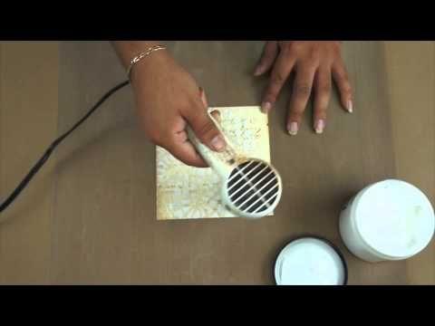 Prima Quick Tip: Using Prima Art Basics 3D Gloss Gel! #quicktips #videos #tutorials #mixedmedia #new #fun #handmade