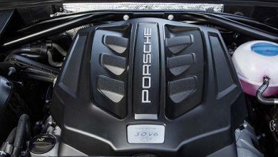 2019 Porsche Macan Powertrain