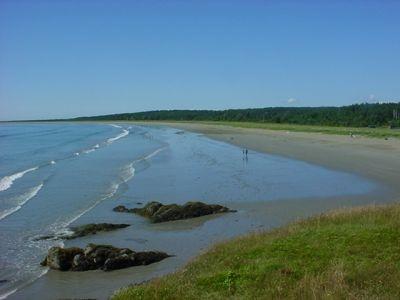 Point Michaud Beach Cape Breton