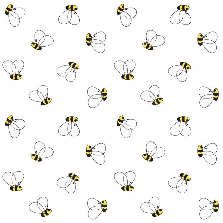 Free digital bee scrapbooking and fun paper and embellishment – Clipart Biene und Geschenkpapier – freebie | MeinLilaPark – DIY printables and downloads