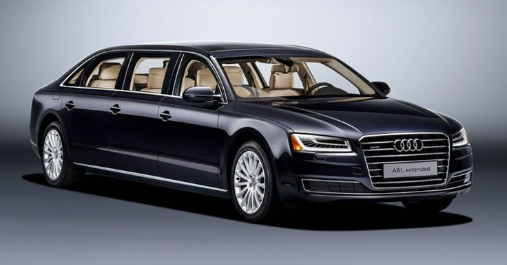 Audi To Go Mercedes-Maybach S-Class Hunting With Next-Gen A8? #Audi #Audi_A8