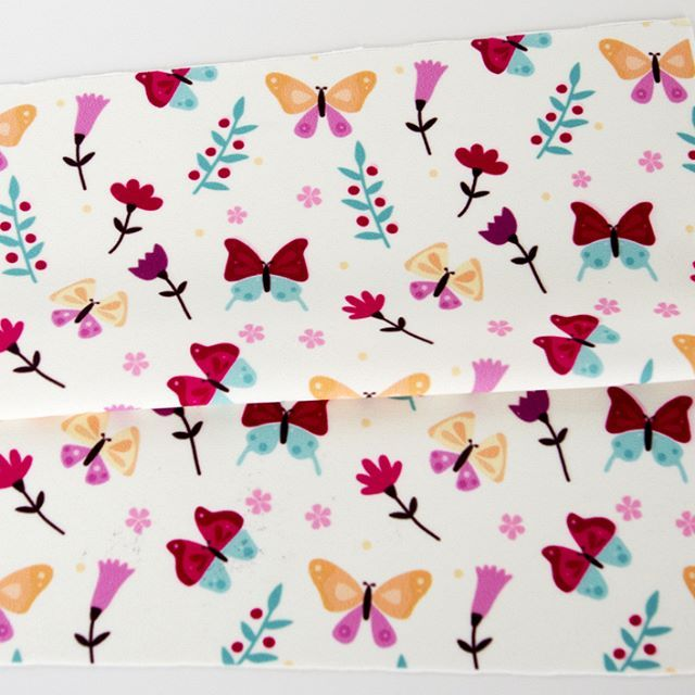 Butterflies and flower printed on Scuba #digitalprinting #printingsublimasi #printingsublime #printingmurah #printingpress #printingtextiles #digitalprintingjakarta #sablonmurah #selimutbayi #selimutbaby #selimutbabymurahlucu #kainscuba #scubamurah #kainscubamotif #sablonmurahjakarta