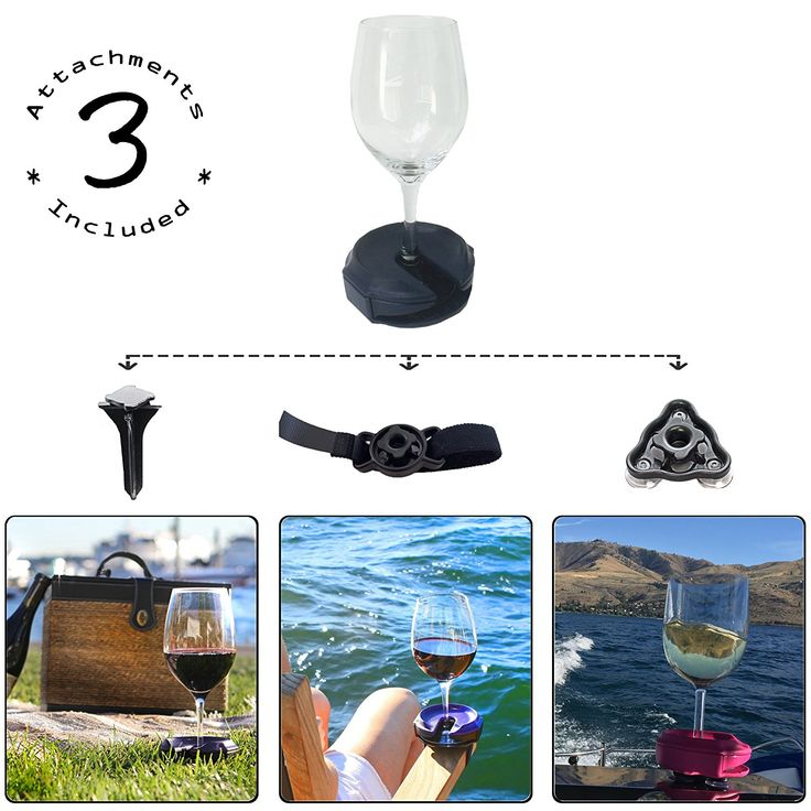 1000 images about bella d 39 vine outdoor wine glass - Amazon porta vino ...