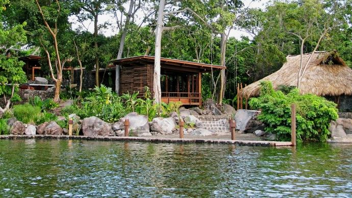 Jicaro Island Ecolodge: Jicaro Island Ecolodge is on one of Lake Nicaragua's 365 unspoiled islands. Seems like the perfect place to spend a few days and totally relax.