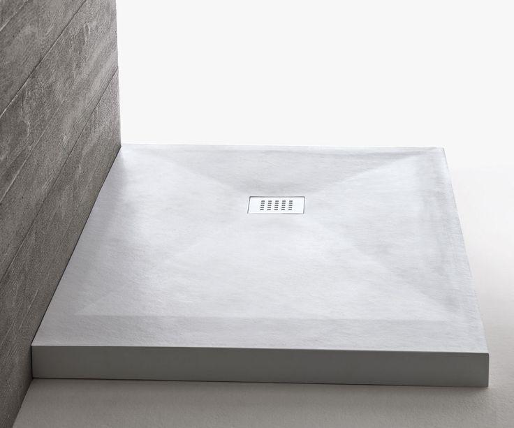 Samo - Piatto doccia quadrato o rettangolare in STONEFIT