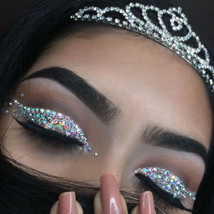 "sparklyslutss: "" makeupidol: "" "" ♕Luxury Princess♕ """