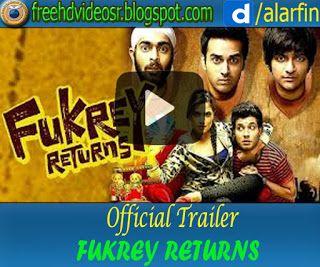 Fukrey Returns official Trailer | Richa | Chadha | Pulkit Samrat | Ali Fazal | Varun Sharma http://ift.tt/2j7TWoR