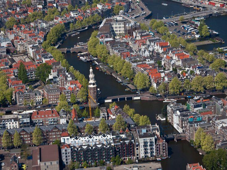 Amsterdam : et au milieu coulent les canaux : Geo.fr