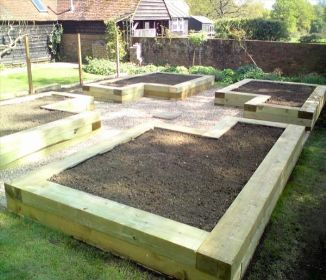 Gardening With Raised Garden Beds | gardening tips for beginners