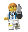 LEGO Soccer Player