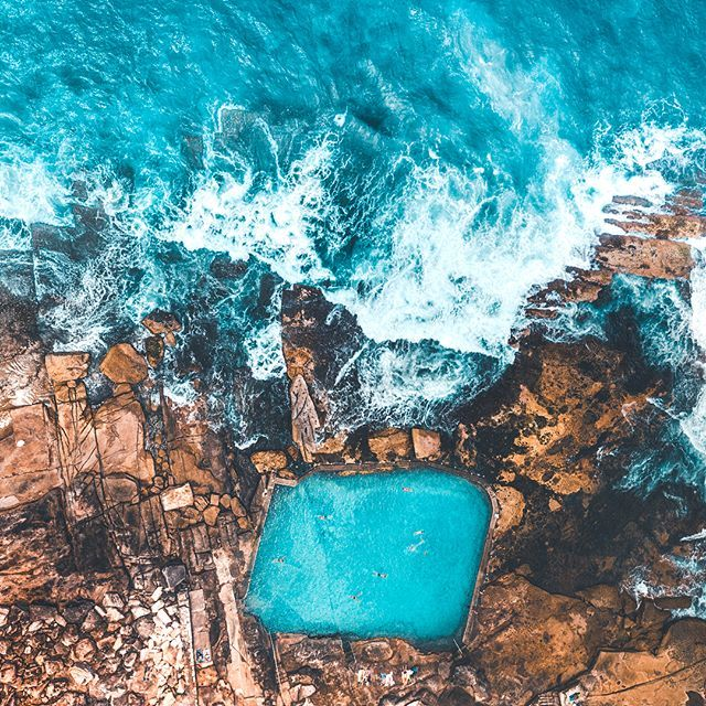 Based in Cronulla Beach, Harrison loves shifting perspectives and telling different stories of the scenery. 🌊