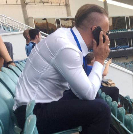 It's almost universally agreed that #SydneyFC could have done with this man, Jordy Buijs, in their 0-2 loss to Suwon Bluewings last night - their first loss at home in two years. 15.02.18