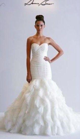 Dennis Basso  Wedding Dress on Sale