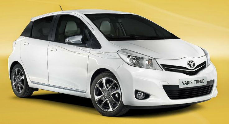 car hire Crete- auto travel: New toyota Yaris automatic  at auto travel, your c...