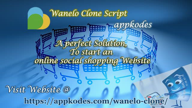 """Benefits of a Business with Wanelo Clone Script: In the event that you are a business person, unquestionably you have your own particular website and furthermore know about WordPress and Joomla. Those are a portion of the best platforms that one has today to publish sites. Be that as it may, relatively few of us know about the term """"site cloning"""", for example, Wanelo Clone, Airbnb Clone, Carousell clone, Tinder Clone, Justeat Clone and numerous more are there which are accessible on the web…"""