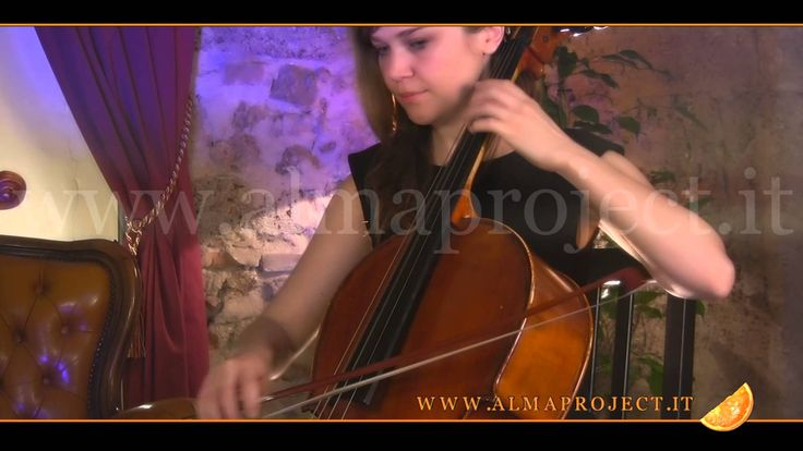 "ALMA PROJECT - SC String Duo (Violin & Cello) - ""Here Comes the Bride"" (Wedding March) - R. Wagner"