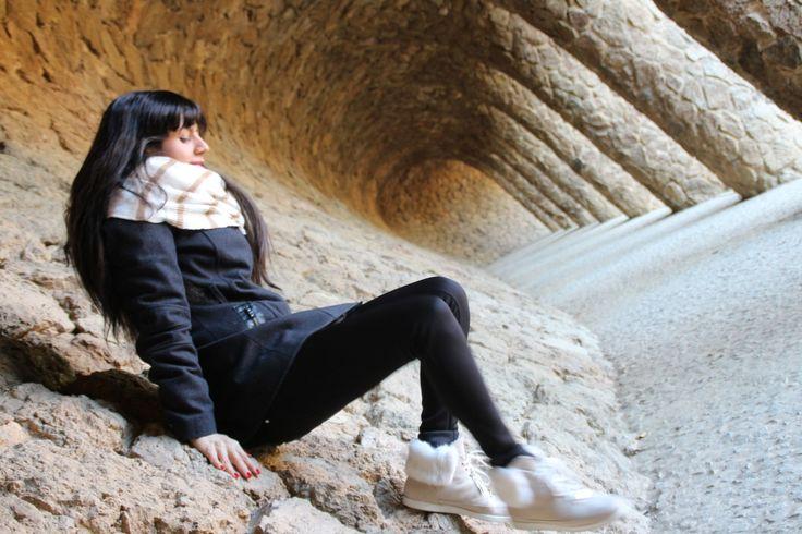 Newelena goes to barcelona spain fashionblogger
